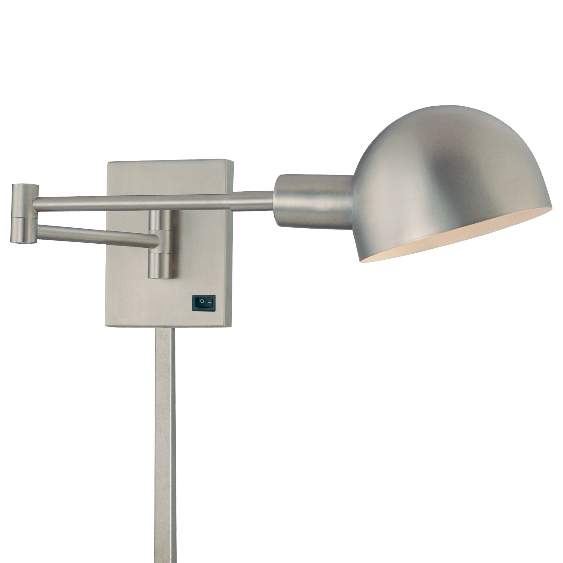 Modern Swing Arm Wall Lamp P3 Swing Arm Wall Lamp By George Kovacs P600 3 603