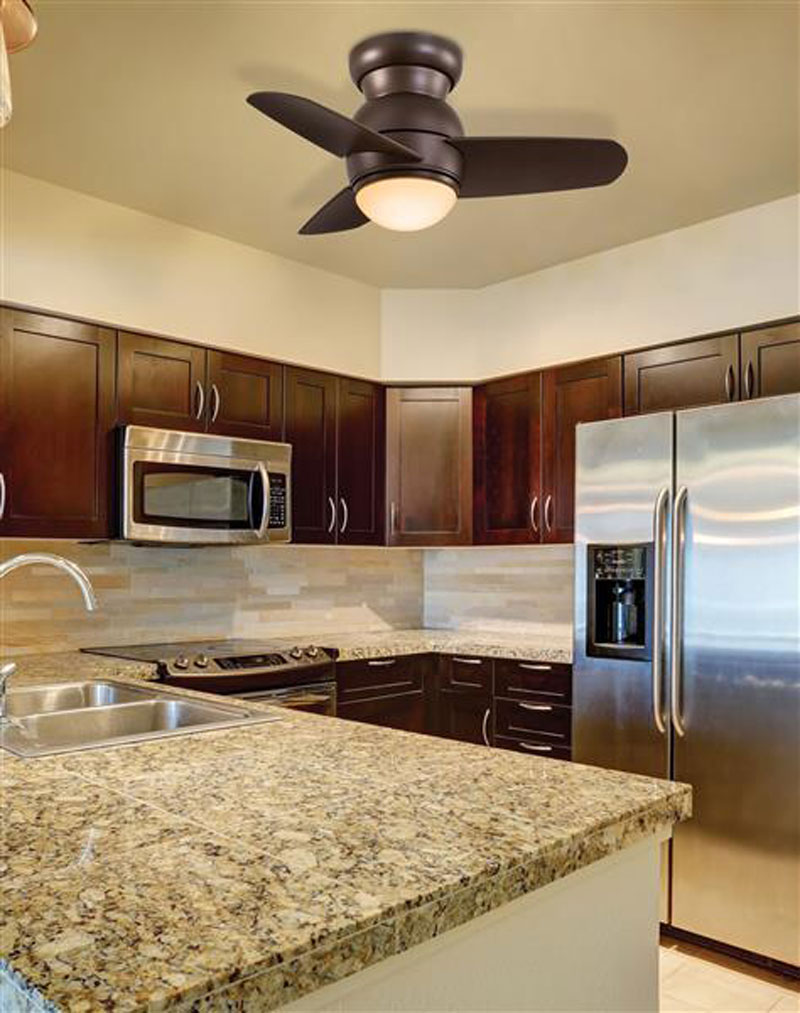 Kitchen Ceiling Fan Installation Gallery Kitchen Lighting Fans