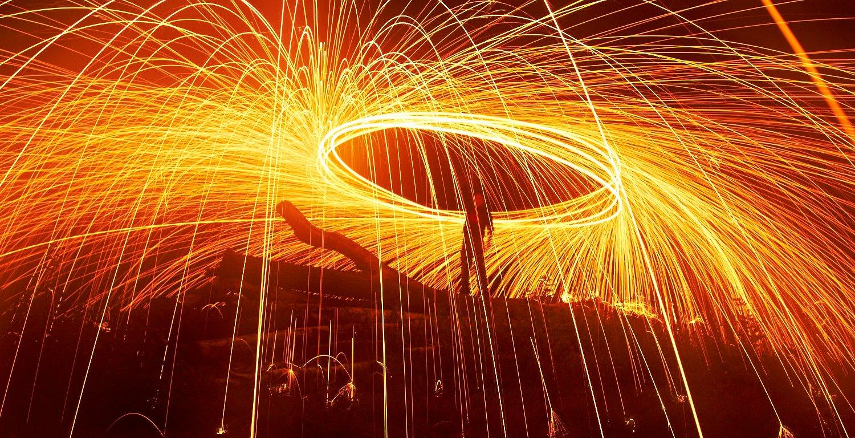 freezelight картинка - Fiery teleport (огненный телепорт)