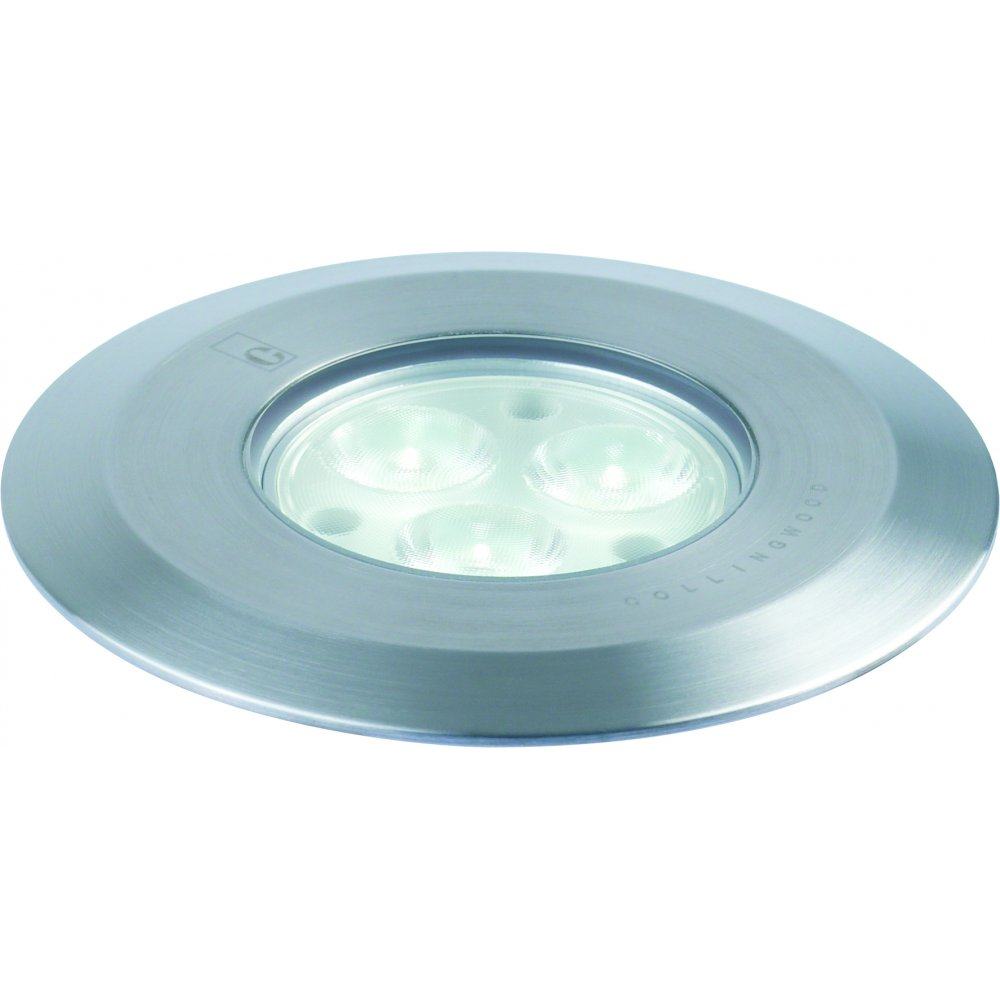 Philips Lux Collingwood Lighting Gl038a F Bl Stainless Steel Led