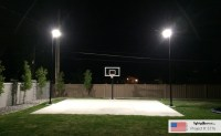 Backyard Lighting Kits - Light Poles, Light Fixtures ...