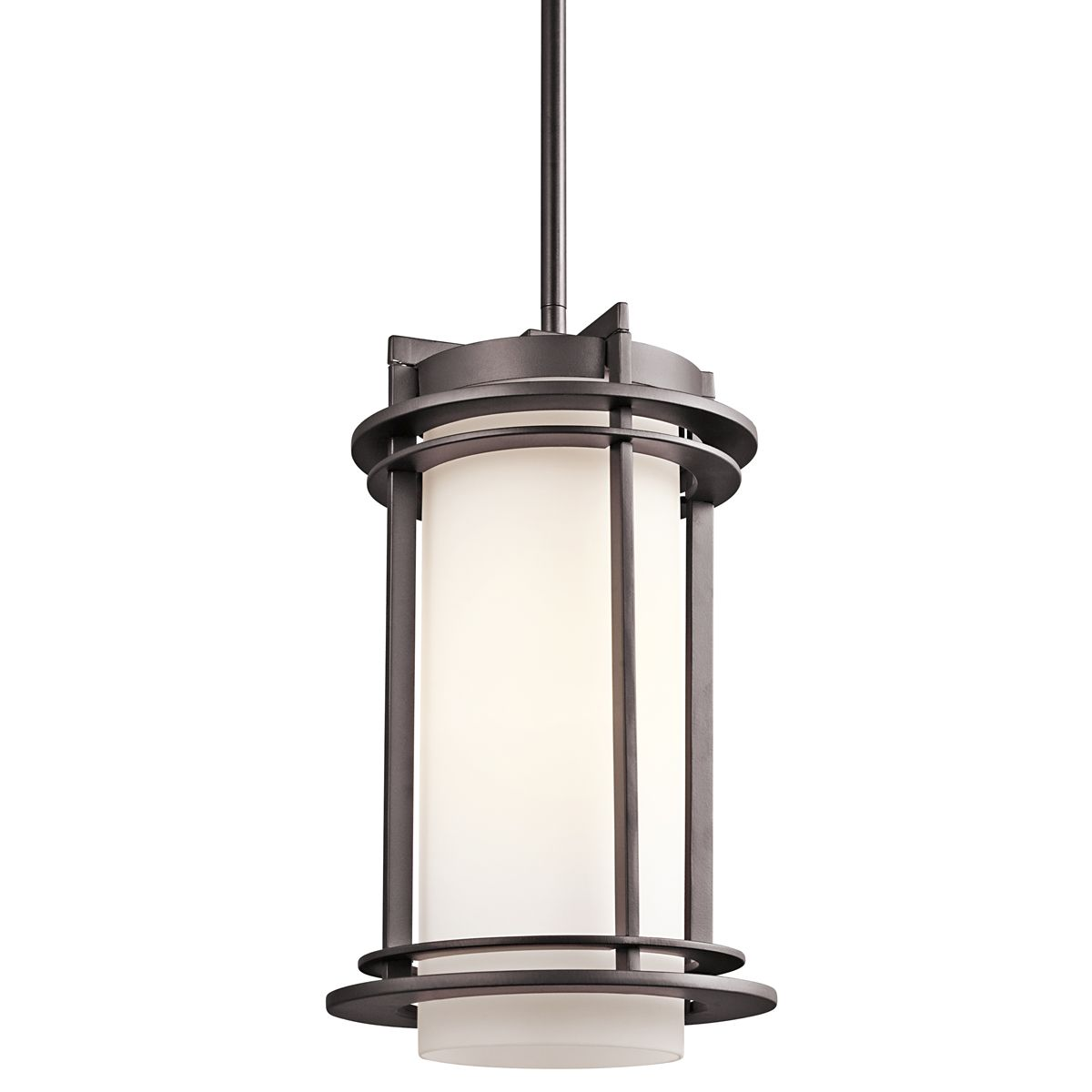Outdoor Hanging Lamps Kichler Pacific Edge 1 Light 8