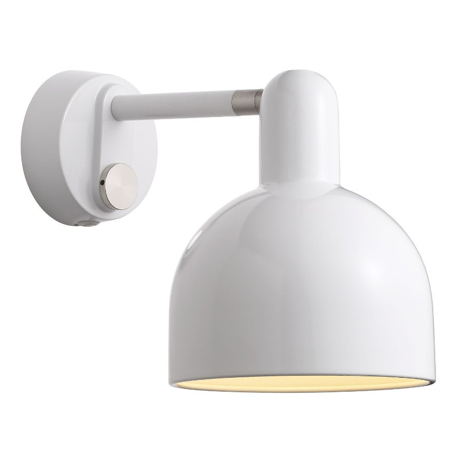 Nordlux Lampen Dftp Nordlux Trooper Wall Light White