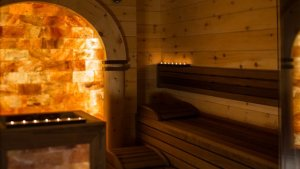 Green Light Therapy Part of Luxury Anti-Aging Spa Treatments