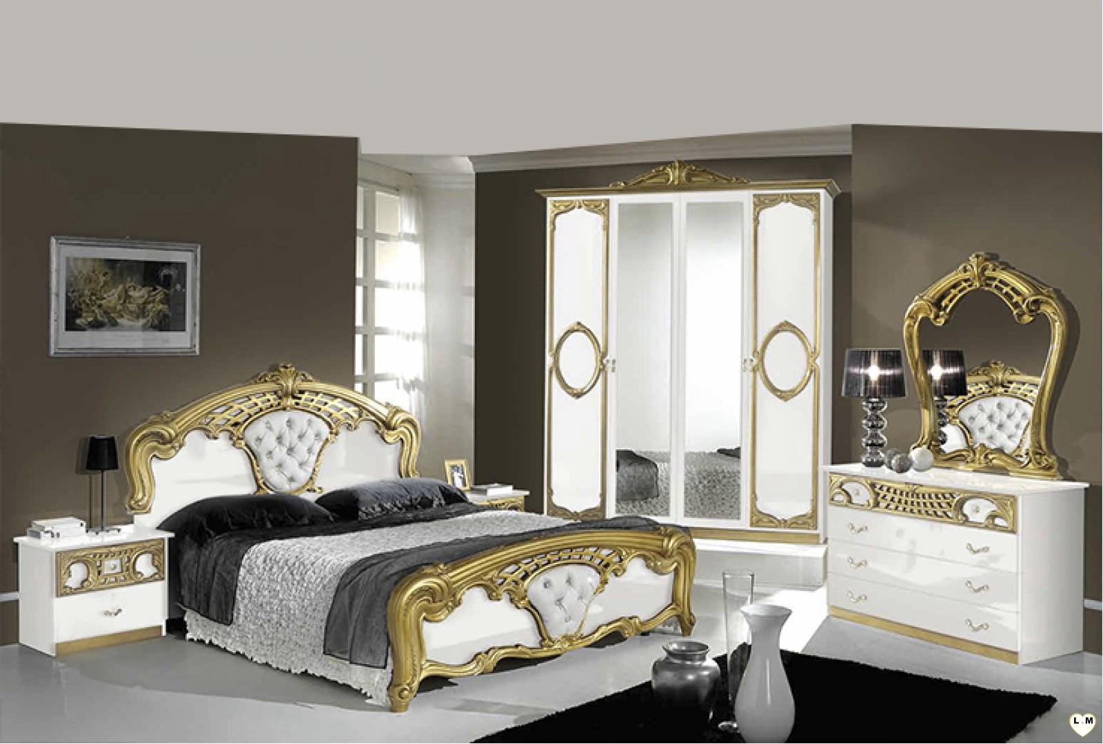 Chambre Laque Blanc Couleur Mur Chambre Adulte Creativite Mode