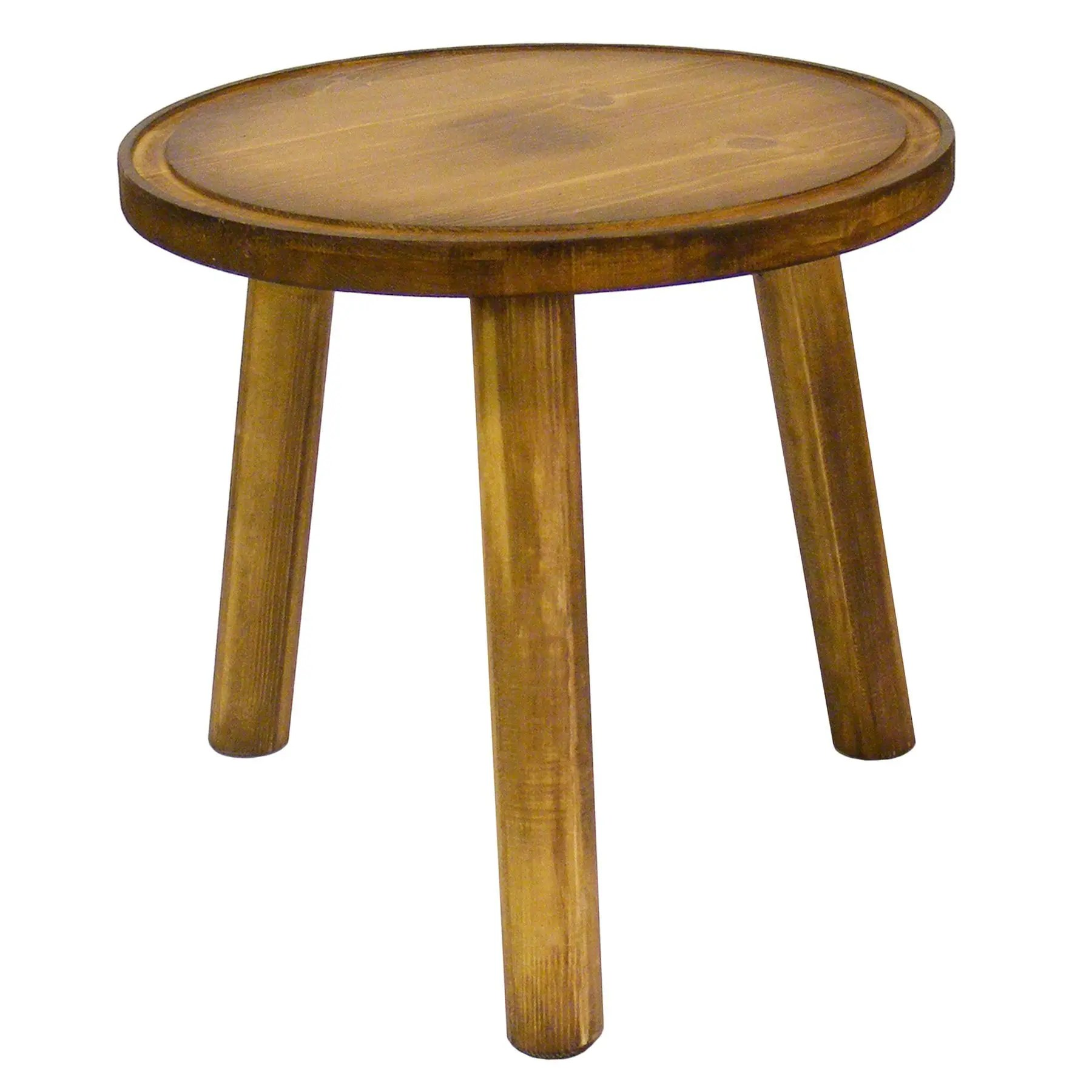 Rustic Stools Kitchens Rustic Pine Milking Stool 290dx210 A Great Display For