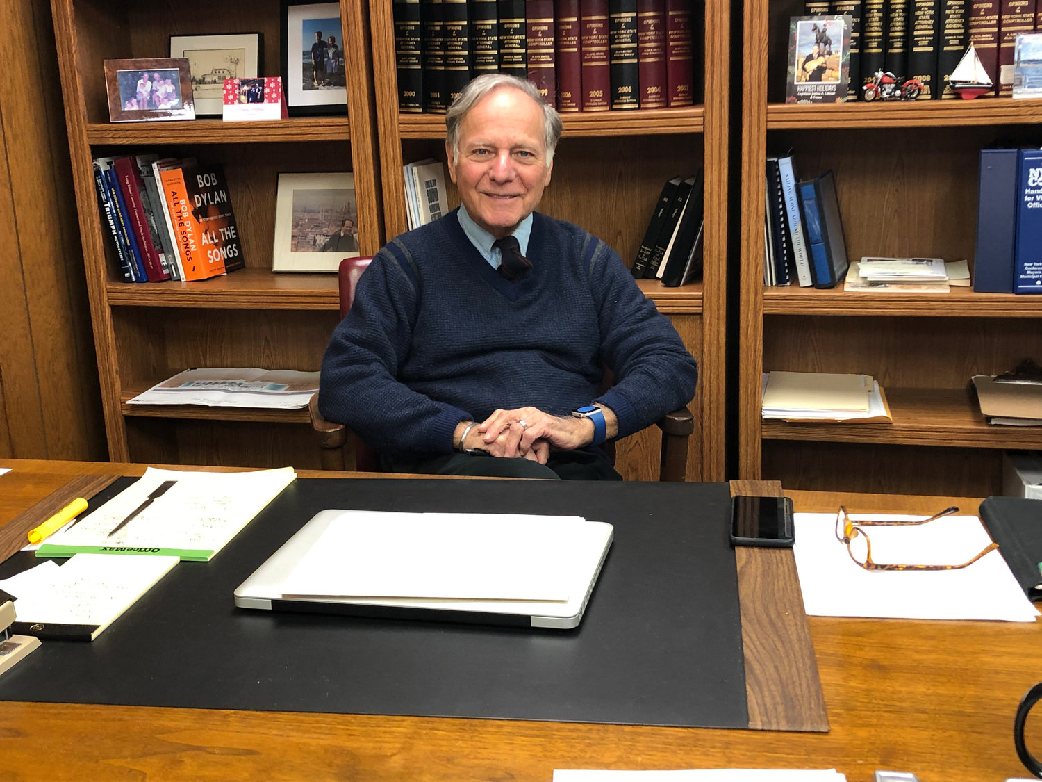 Natale Masonry Mayor Shares What S In Store For Bayville In 2019 Herald