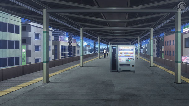 Persona 4 The Animation Wallpaper Weekly Review Of Transit Place And Culture In Anime 43