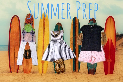 summer prep outfits