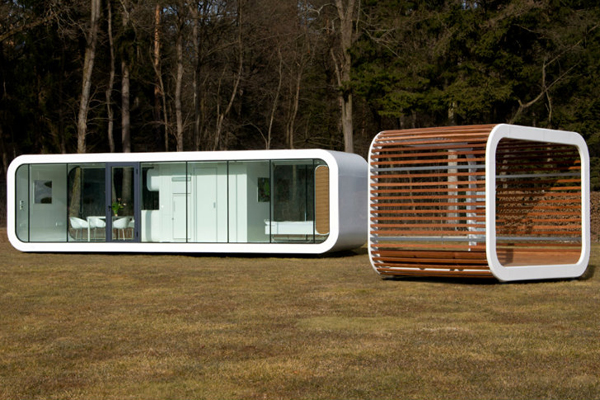 Coodo Haus Prefab Modular Living Units By Coodo (germany