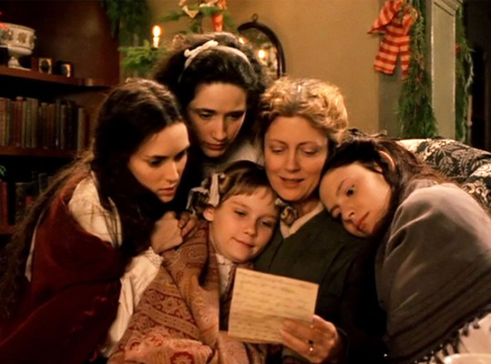 """#TBT: """"Little Women"""" (1994) Is a Feast of Family and Feminism – I Like to Watch"""