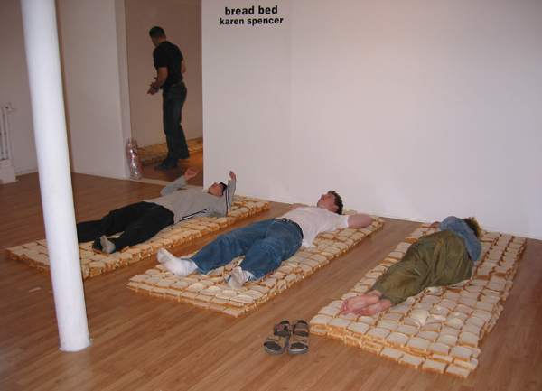 Bread Bed