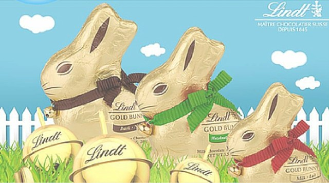 Lindt Easter Giveaway + #GoldBunnyStory Events Schedule! (CAN Only)