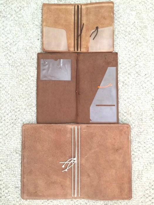 Midor, Foxydori, Chic Sparrow, Jendori, notebooks