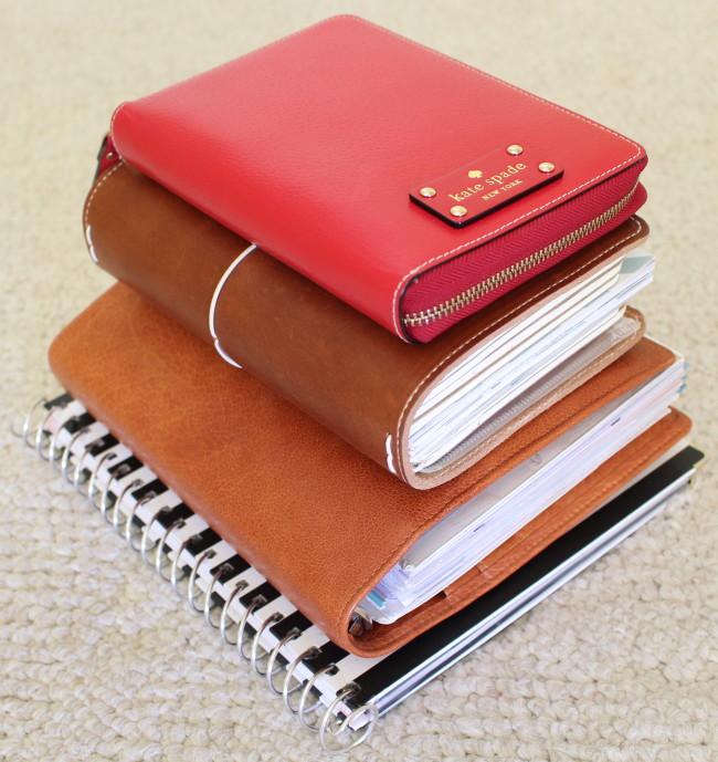 planner, planners, day designer, vds, van der spek, foxydori, kate spade, traveler notebook, zip binder, new year
