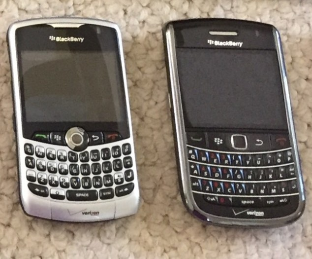 mobile devices, tech gadgets, blackberry