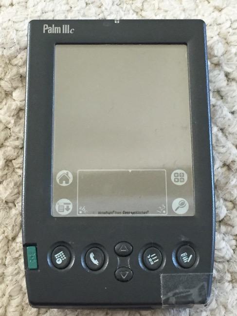 mobile devices, tech gadgets, palm pilot