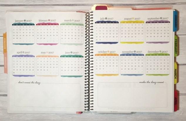 planners, erin condren, monthly deluxe planner, blog planner, planner setup