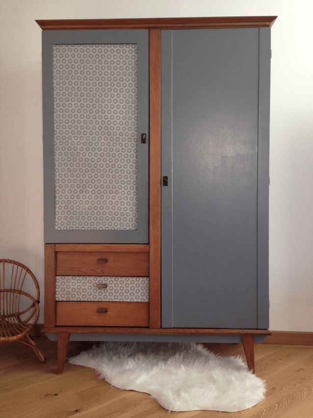 Armoire Dressing Scandinave -