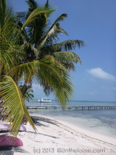 Go Slow in Belize