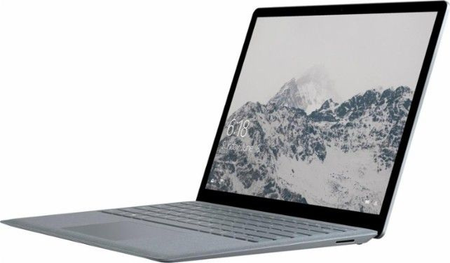 Microsoft Surface Laptop prices range from $999 to $2199 (so far - microsoft surface support number