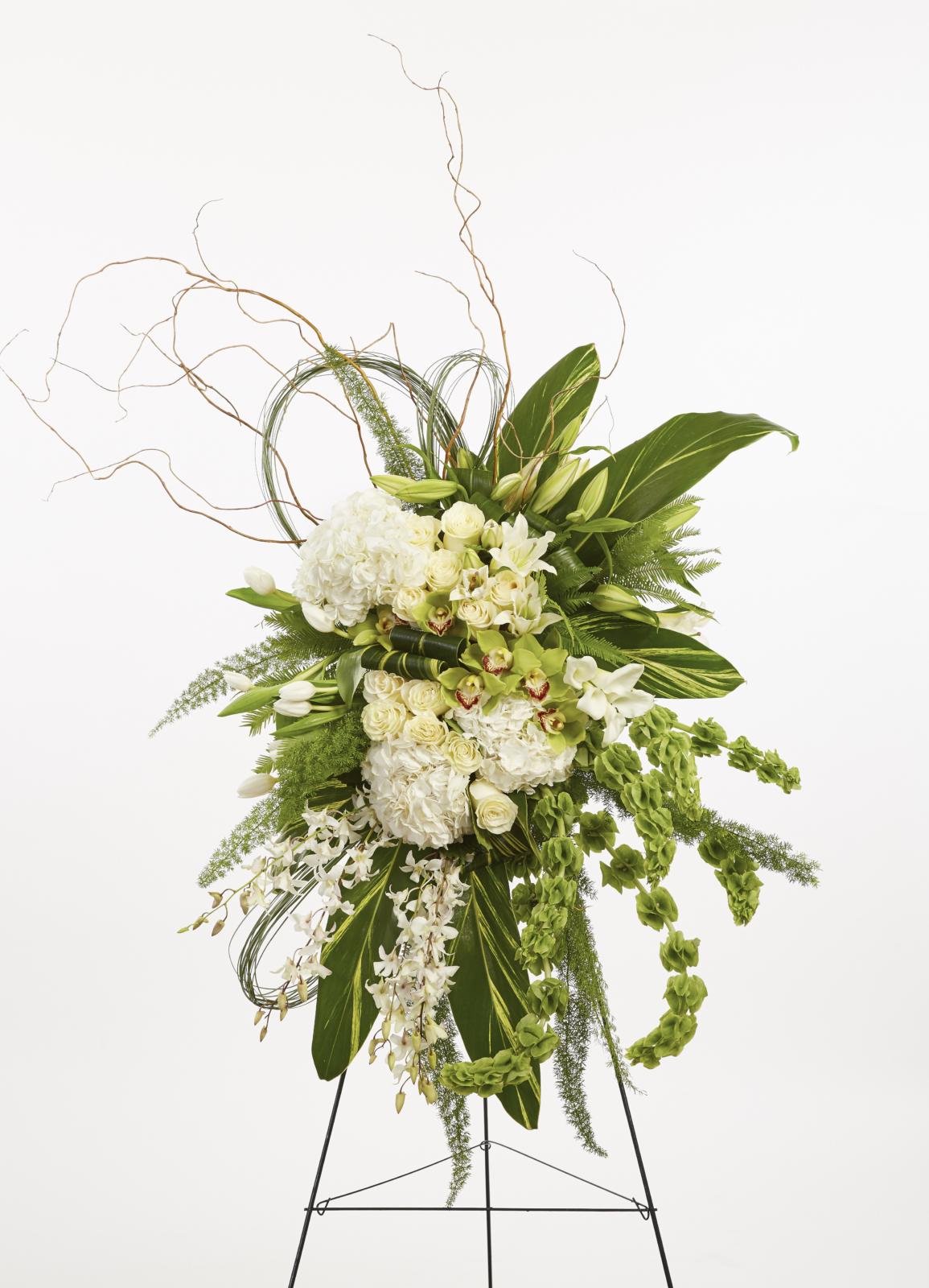 floral arrangements for funeral