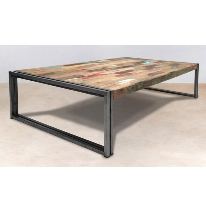 Table Basse Industrielle Pas Chere Lille Menage Fr Maison - Table Basse Relevable Pas Chere