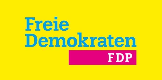 das neue FDP Logo