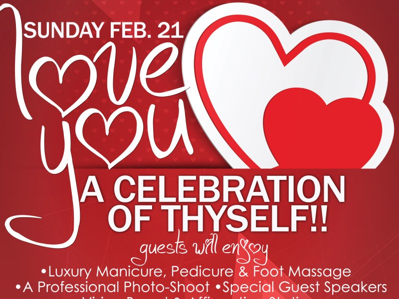 LOVE YOU SELF LOVE EVENT
