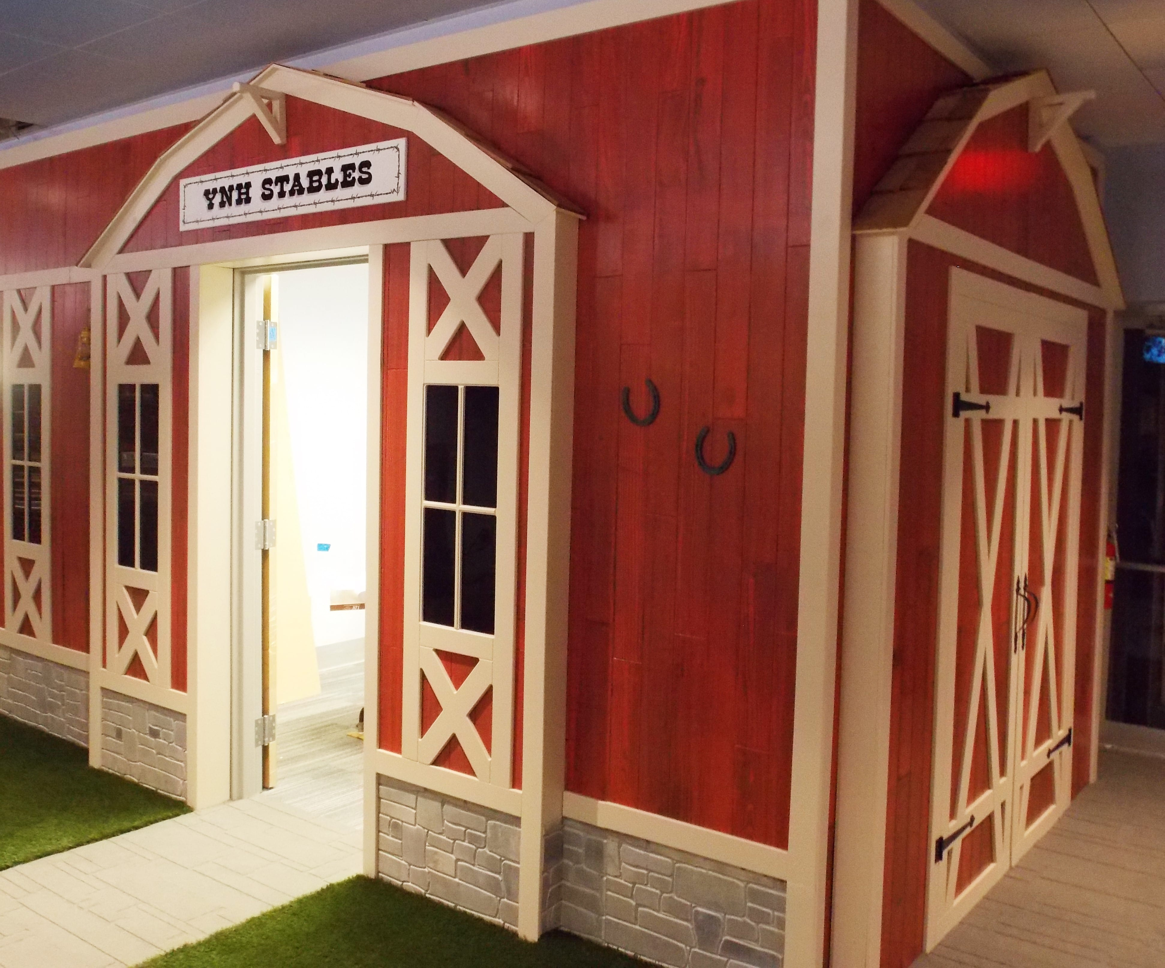 Hay Lamp Indoor Playhouse Themes | Unique Wooden Playhouses| Lilliput