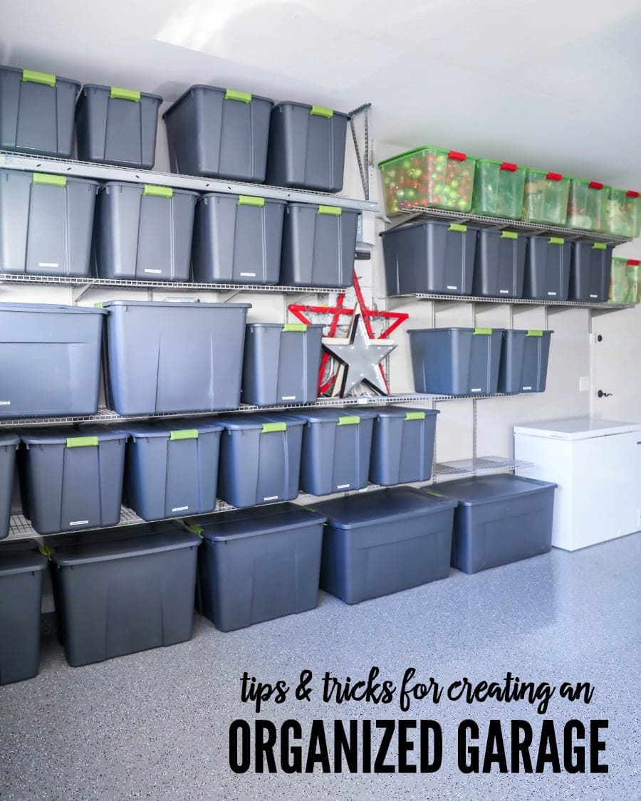 Garage Design Tips Organized Garage Lil Luna