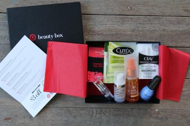 Target Beauty Box Summer 2015 (1)