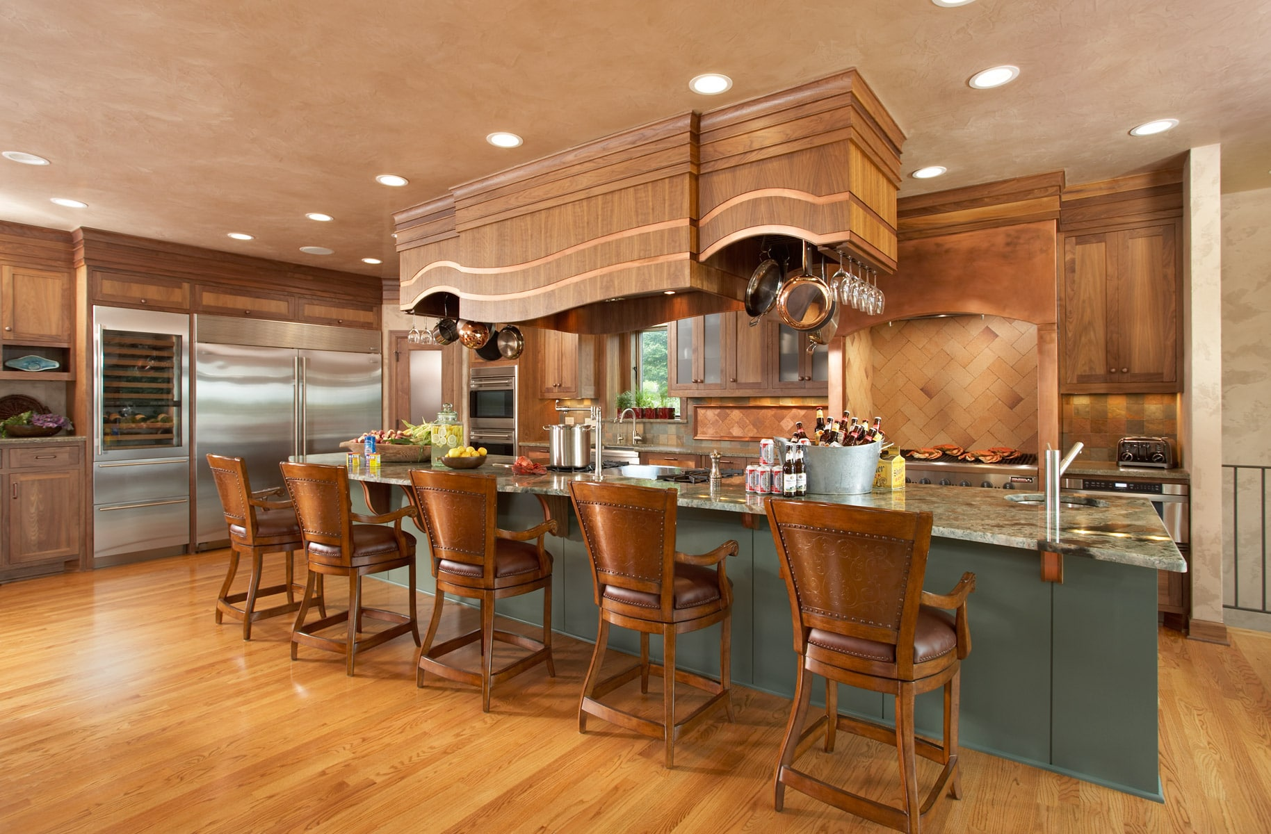 Kitchen Design Minneapolis Mn Gourmet Kitchen Interior Designers Minneapolis Lilu