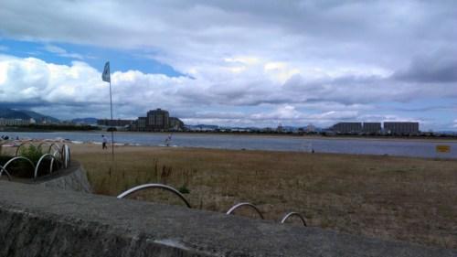 リリーのライダーズカフェ 兵庫県立甲子園浜海浜公園」