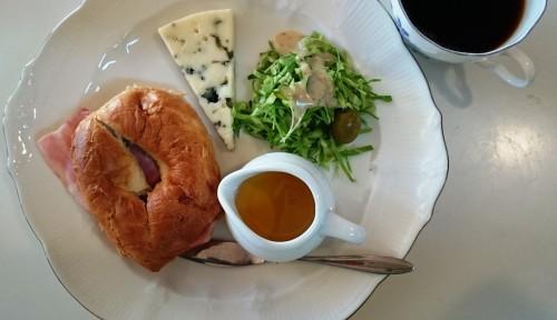 リリーのライダーズカフェ ブルーチーズ ソシエテ