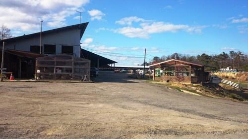 リリーのライダーズカフェ 山田牧場