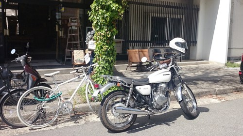 リリーのライダーズカフェ SQUARE Coffee Stand