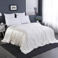 All Season Silk Comforter With Silk Shell
