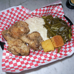 The best Southern food at an Irish bar in Cambridge