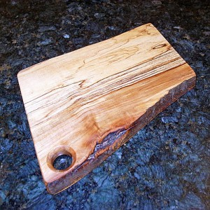 Maple board by Spencer Peterman