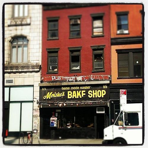 Home Made Kosher: Moishe's Bake Shop