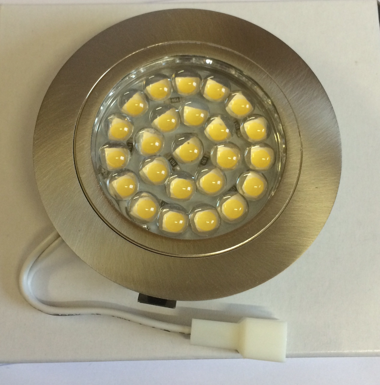 Led Unterbauleuchte Rund Batterie 12v Led Round Recessed Spotlight Limekiln Chandlers