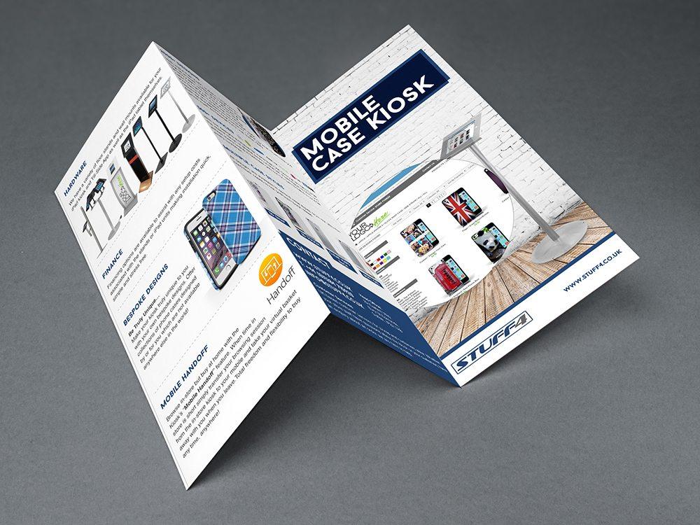 fold flyers - Pinarkubkireklamowe