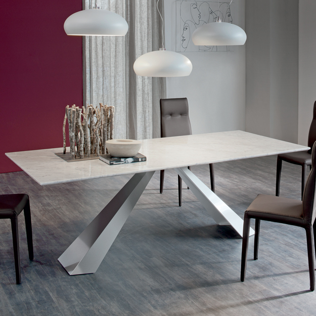 Esstisch Stone Cattelan Italia Eliot Marble Table