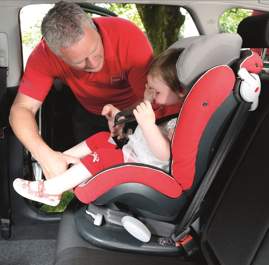 Baby Car Seats Rsa Limerick Rsa Safety Event To Fix Incorrectly Fitted Car Seats