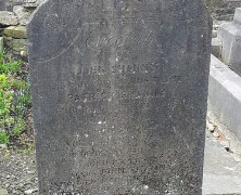 Shanny Family – Deaths, Wills and Burial Records