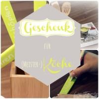 DIY: Geschenk für Kochbegeisterte