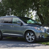 Less is More: 2015 Infiniti QX60