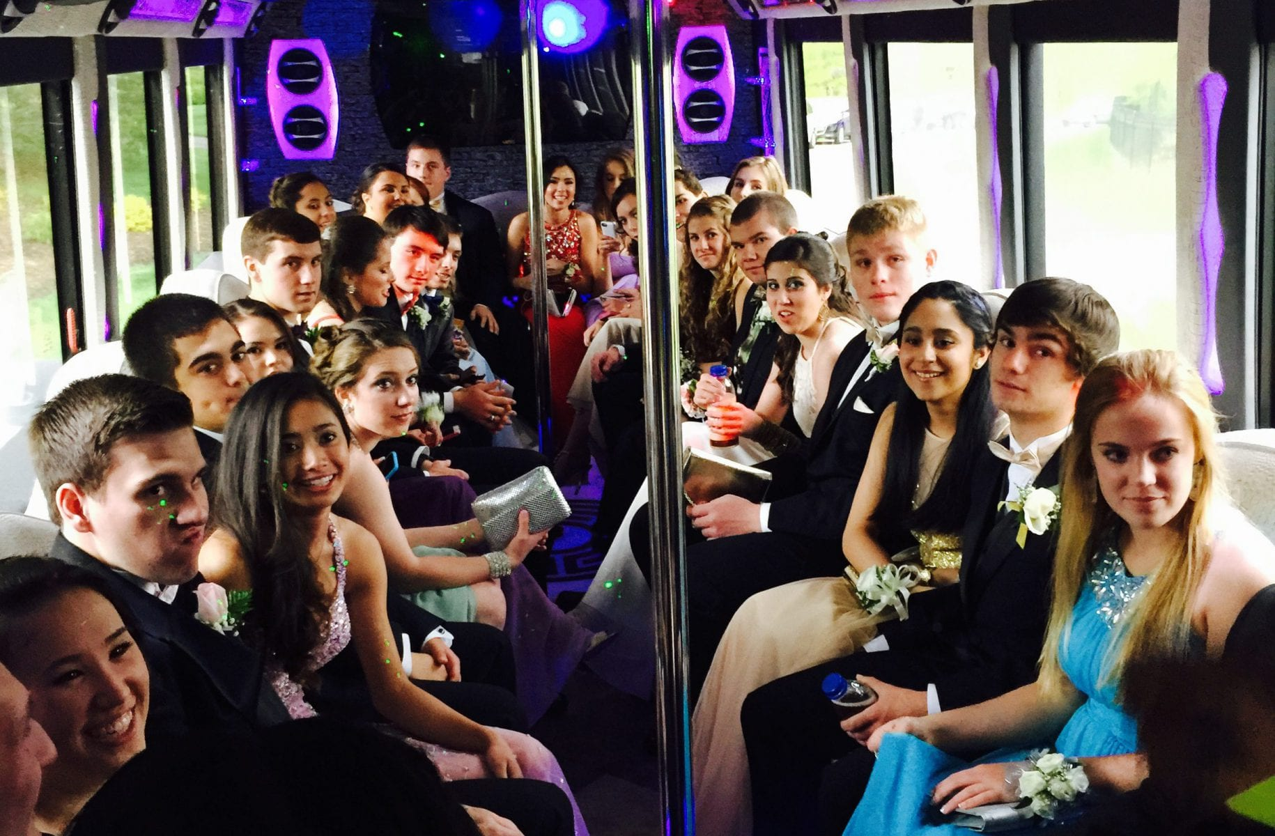 Limo Prom Blog Limo Bus Party Bus Limousine Rentals L I Nyc Party Bus