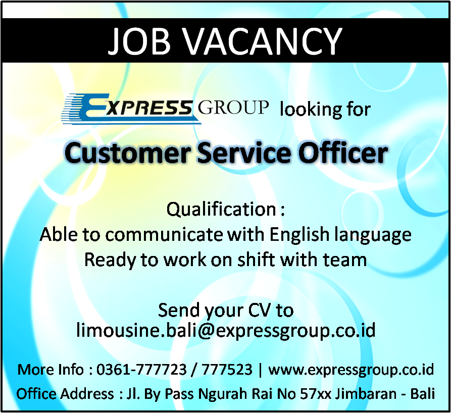 Job Application Vacancy | CV RESUMES MAKER GUIDE